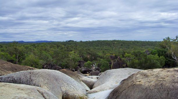 Granite Gorge National Park