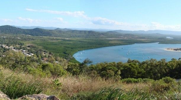 Grassy Hill Cooktown North Queensland Australia