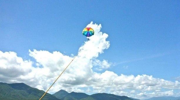 Jet Ski and Parasailing