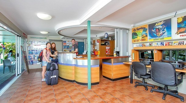 Caravella Backpackers Cairns North Queensland Australia