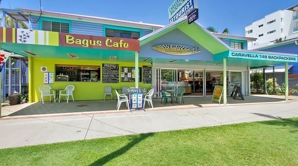 Caravella Backpackers Cairns North Queensland Australia