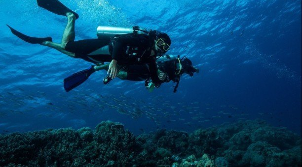 Resort Scuba dive Australia