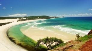 Fraser Island Beach, Queensland Australia