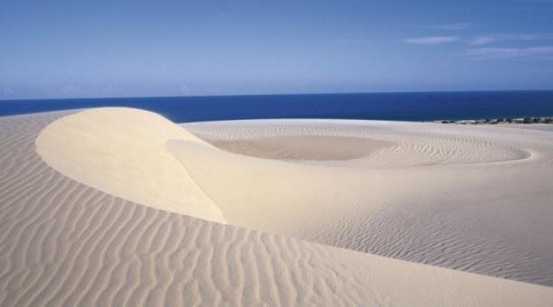 75 Mile beach fraser island
