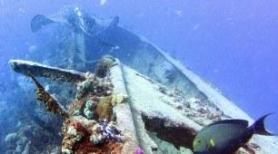 Yongala Dive Wreck