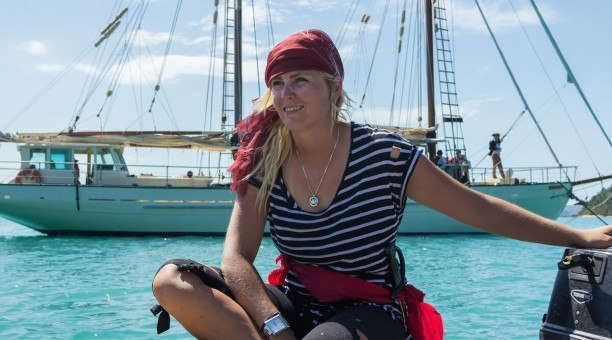 Whitsunday 1 Day Tallship Sailing