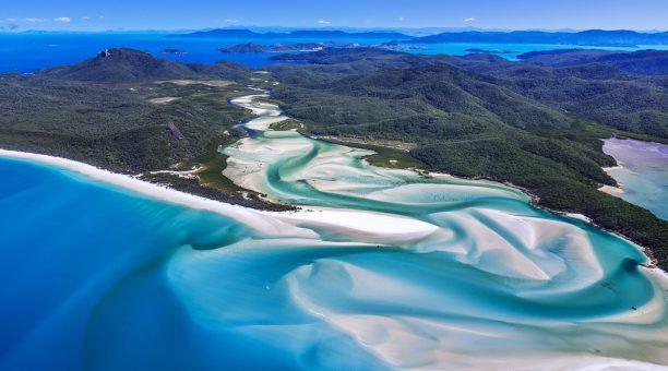 Whitsundays Sail and Snorkel