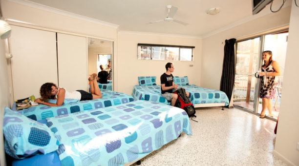 Resort style dorm