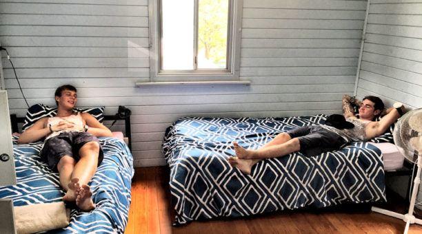 Beach House Style Dorm