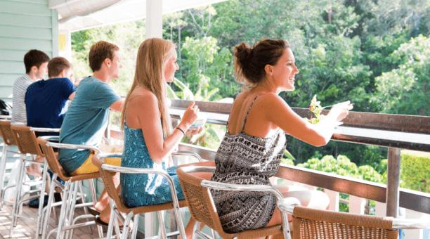 Halse Lodge - Noosa - Dining Area