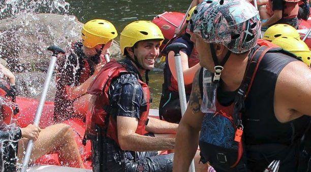 Half Day Rafting Barron River