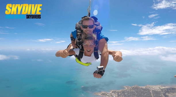 Skydive at Airlie Beach!