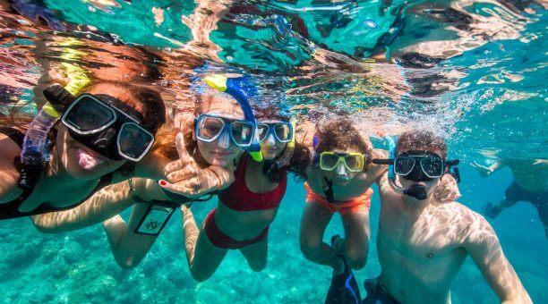 Reef Cruise, Rafting and Cape Tribbin'